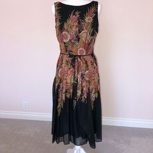 David Meister Sleeveless Dress, Size 8